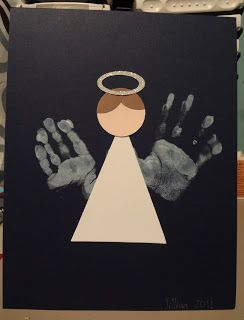 christmas-handprint-art-angel