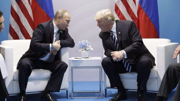 Donald Trump probably isn't going to like what Putin just said about him Make Money #PS4Live