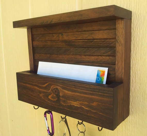 17 best images about key rack on pinterest shelves - Letter rack and key holder ...