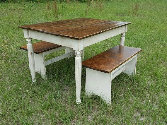 Hey, I found this really awesome Etsy listing at https://www.etsy.com/listing/279798900/reclaimed-wood-kids-farmhouse-table-and