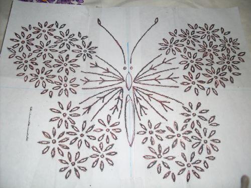 Moldes para bordado en cinta imagui cojines - Como hacer cojines decorativos ...