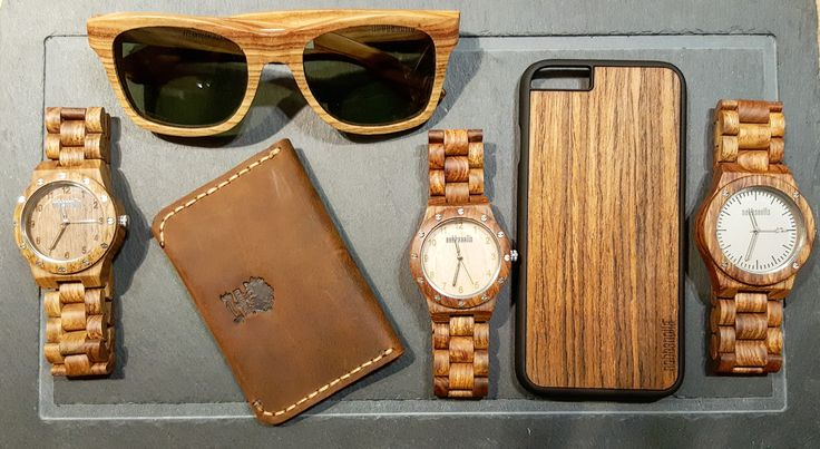 Nobbanolla wooden watches sunglasses