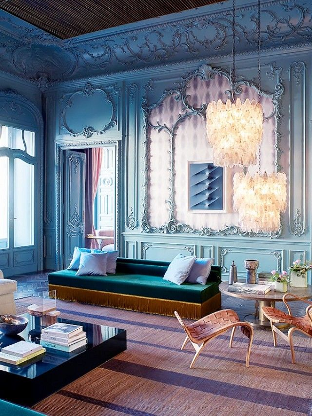 M s de 25 ideas incre bles sobre barroco moderno en - Muebles estilo barroco moderno ...