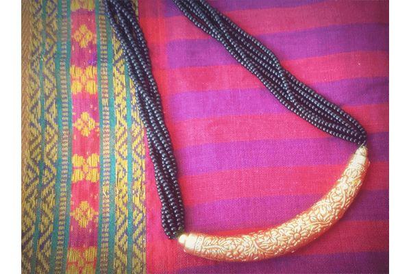 Maharashtrian Mangalsutra - Chandaa From Aionios Creations