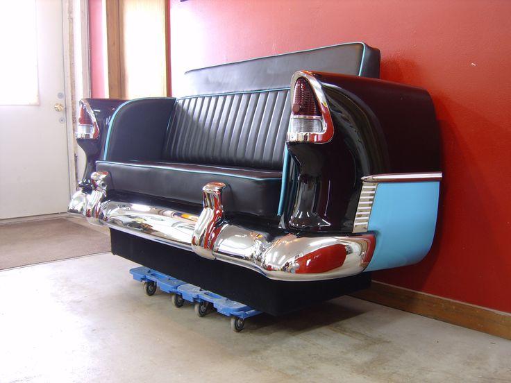 339 best auto furniture images on pinterest automotive for Garage bel auto 38400
