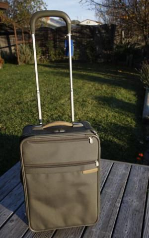 """Briggs and Riley 20"""" Carry-On Superlight: Briggs and Riley 20"""" Carry-On Superlight"""