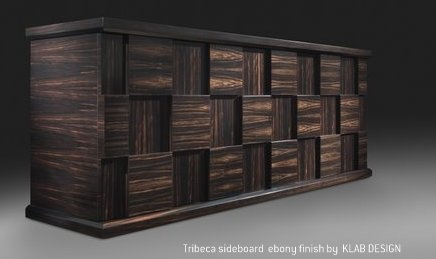 "Our #TRIBECA #sideboard will be present in ""CASA RETRÒ"", a special event coordinate by Barbara Villari upcoming edition of #MACEF (Milan 24/27 January Hall 3 - stand A11)"