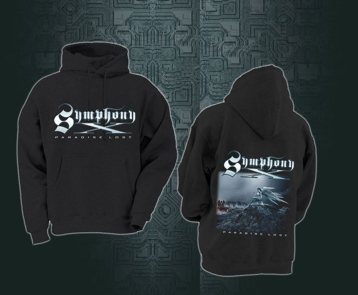 Symphony X Paradise Lost Pullover Hoodie for $39.95   http://www.jsrdirect.com/merch/symphony-x/symphony-x-paradise-lost-pullover-hoodie  #symphonyx #symphony #x #pullover #hoodie #metalhoodies #metalhoodie #metalmerch #metal #powermetal #symphonicmetal