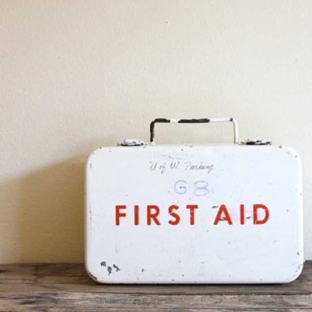 first aid history and goals To better protect yourself, you should make sure your first aid kit is adequately stocked with the personal protective equipment necessary to practice universal precautions staying safe safety is an ongoing concern that must never leave your thoughts.