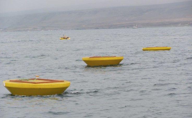 Dessalinização com a energia das ondas do mar - CENED Cursos