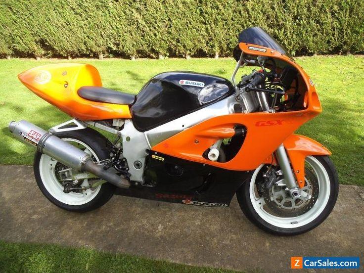 1998 Suzuki GSXR 750  Track bike #suzuki #gsxr #forsale #unitedkingdom