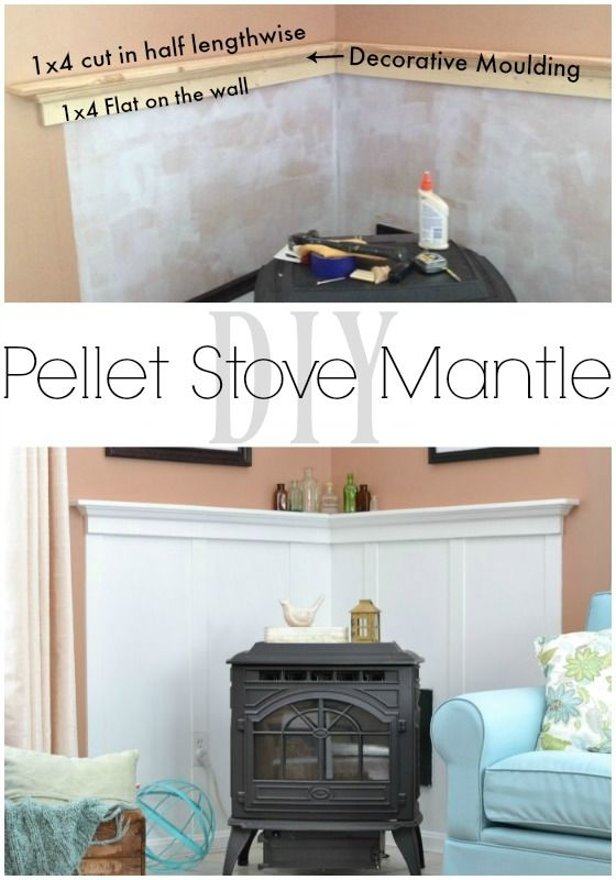 how to build a pellet stove