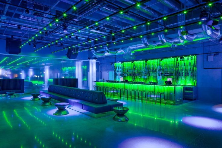 Solidaritet Arena - A nightclub in Stockholm