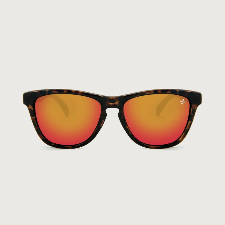 HOKANA CAREY FLAME SUNGLASSES