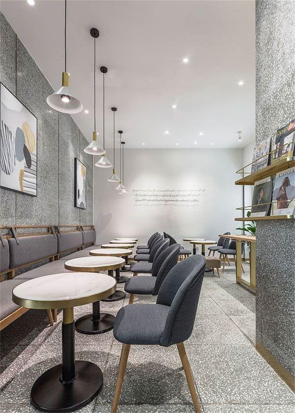 Tea Shop On Behance Restaurant Interior Design Tea Shop