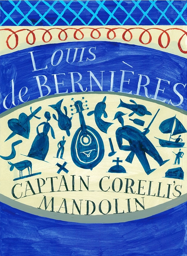 captain corellis mandolin by louis de bernieres essay War in captain corelli's mandolin is the main theme of the book since the book it's about world war 2  captain correlli's mandolin study guide contains a biography of louis de bernieres, literature essays, quiz questions, major themes, characters, and a full summary and analysis.