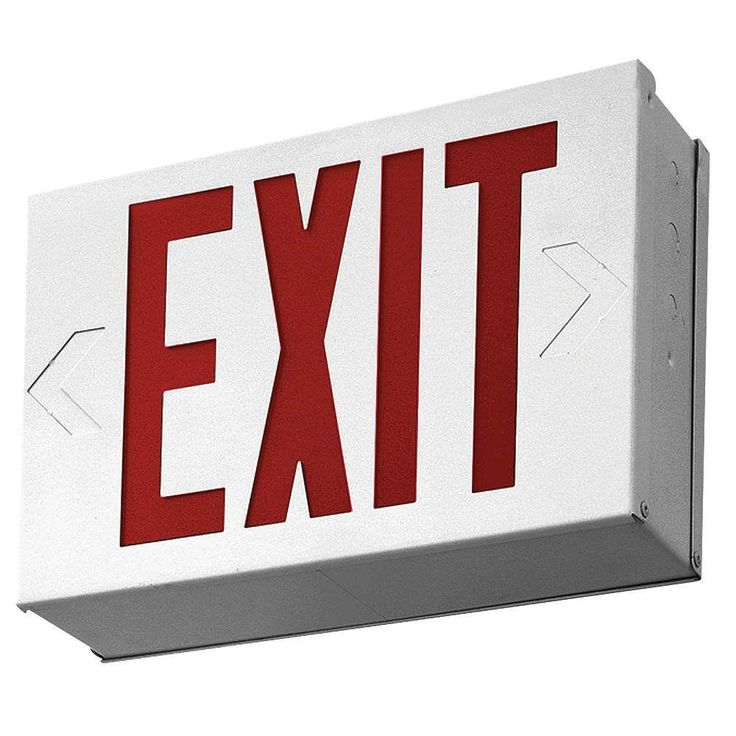 Lithonia Emergency Egress Lighting: 17 Best Ideas About Emergency Exit Signs On Pinterest