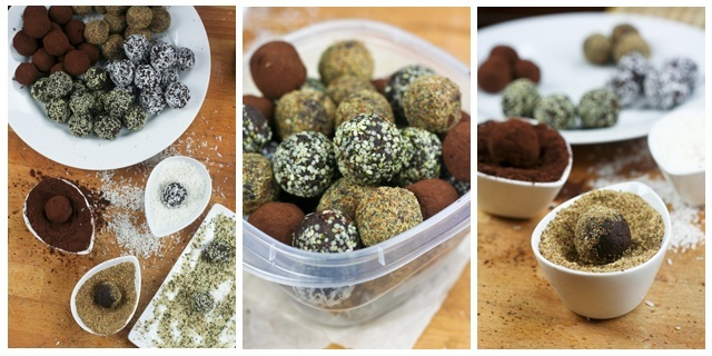 No-Way-These-Can-Be-Good-For-Me Chocolate Truffles
