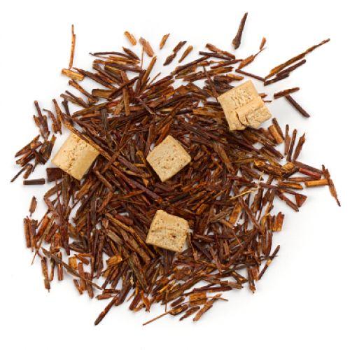 Crème Caramel Rooibos - Good hot tea. Very mild