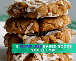 Flourless Dessert Recipes - I want to try some flourless baking this summer
