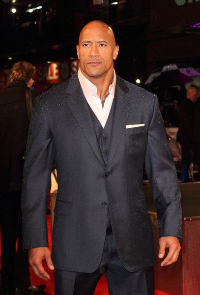 "Dwayne ""The Rock"" Johnson at the G.I. Joe: Retaliation UK Premiere"