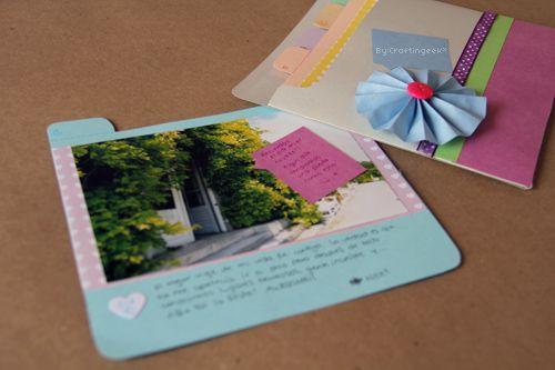 Fototab - Album Scrapbook - Archivero Fotográfico