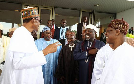 """Change or Chains: Can hungry Nigerians Change while Leaders Enjoy Billions?   byDr. Peregrino Brimah #ChangeBeginsWithChains?When Tanzanian president John Magufuli got down on stage to do push-ups to woo voters few appreciated how serious he was about getting down running. Elected into office last October Magufuli quickly earned the nickname """"Bulldozer"""" for sweeping reforms of the chronically corrupt system and for his personal and administrative sacrifices.  Upon assumption of office…"""