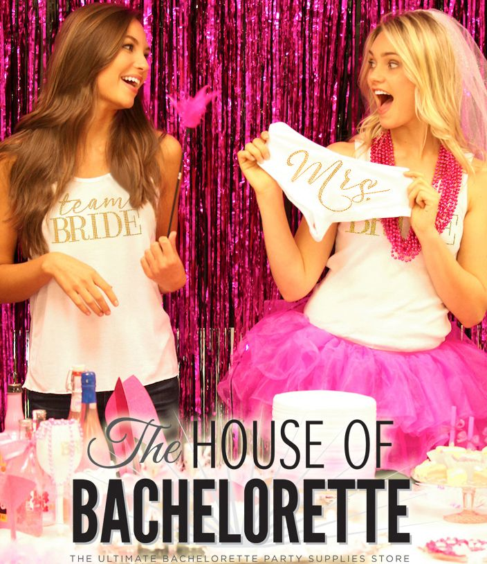 Lingerie Shower Ideas and Bachelorette Party Ideas for your best last night out!
