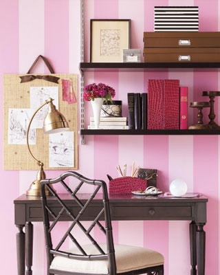Office - Can't decide of I want small, dainty, minimalist desk/shelving... or big, substantial work area with lots of drawers, storage, cubbies, etc. Or do I want a home office at all?
