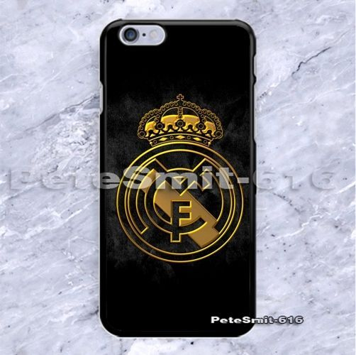Real Madrid Gold Logo Poster Black Cover Case High Quality For iPhone 7/7 Plus #UnbrandedGeneric #Disney #Cute #Forteens #Bling #Cool #Tumblr #Quotes #Forgirls #Marble #Protective #Nike #Country #Bestfriend #Clear #Silicone #Glitter #Pink #Funny #Wallet #Otterbox #Girly #Food #Starbucks #Amazing #Unicorn #Adidas #Harrypotter #Liquid #Pretty #Simple #Wood #Weird #Animal #Floral #Bff #Mermaid #Boho #7plus #Sonix #Vintage #Katespade #Unique #Black #Transparent #Awesome #Caratulas #Marmol…