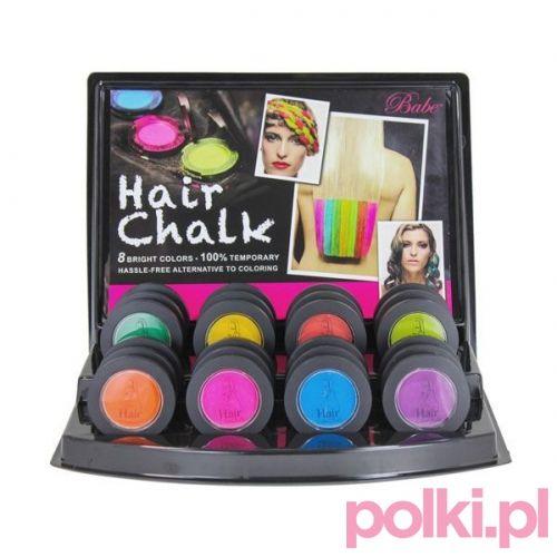 Hair Chalk #polkipl