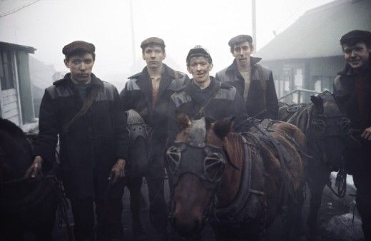 THE NORTH OF ENGLAND, 1960S – 1970S, BY JOHN BULMER