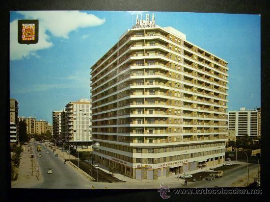 6962 ESPAÑA SPAIN ESPAGNE MURCIA AVENIDA MINISTRO SOLIS POSTCARD AÑOS 60/70 - TENGO MAS POSTALES - Foto 1