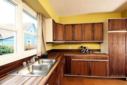 Best 27 Best Mid Century Kitchens Images On Pinterest 640 x 480