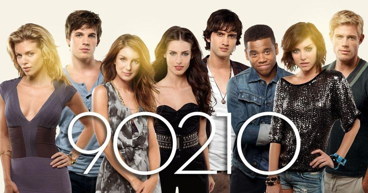 90210 Beverly Hills Nouvelle génération - Série