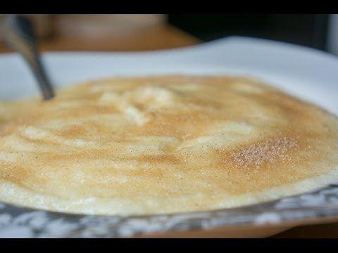 ESK: Grießbrei - Kochen mit der Kenwood Cooking Chef - YouTube