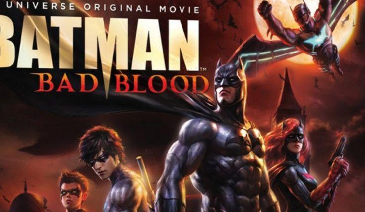 batman animated movies bad blood - Google zoeken