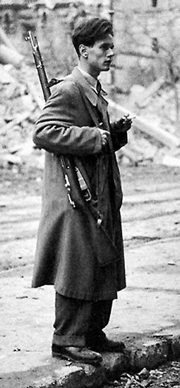BUDAPEST 1956. Mosin 91/30 7,62 mm rifle