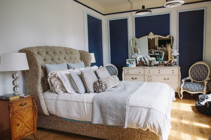 Check Out The Library Loft In Love With Salvaged Furniture - Home Tours - Curbed Detroit