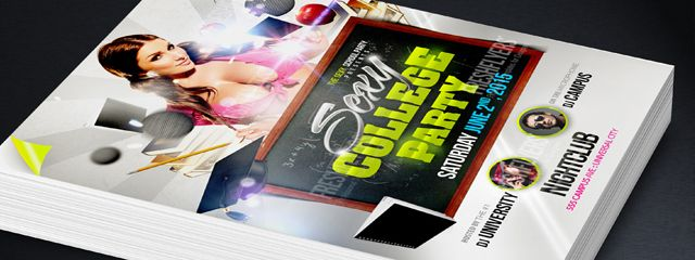 Back to School Flyer Template Free Download