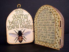 "Ingrid Dijkers: ""The Bee Book"" continued"