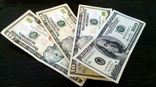 US Dollar banknotes  The US dollar is on it's deathbed!  PLEASE READ THE ARTICLE!
