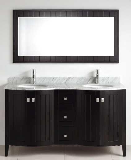 Molded bathroom countertops with sinks - 1000 Images About Studio Bathe Bathroom Vanities On