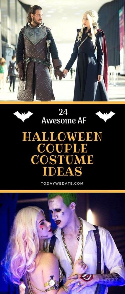 Super Funny Couple Costumes Halloween Movies Ideas