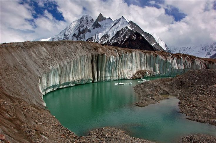 Baltoro Glacier North Pakistan