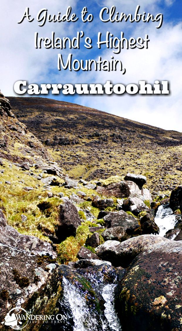 Looking to scale Ireland's tallest peak? Check out our guide to climbing Carrauntoohil, Ireland's highest mountain for all the information you need!