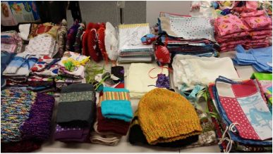 Craft Blog Update for 19th April 2015. Glorious donations!!