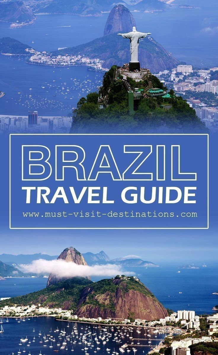 Brazil Travel Guide Must Visit Destinations In 2020 Brazil Travel Guide Brazil Travel Latin America Travel