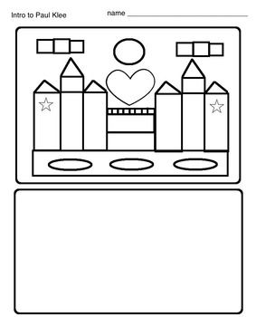 68 best images about paul klee on pinterest search back for Paul klee coloring pages