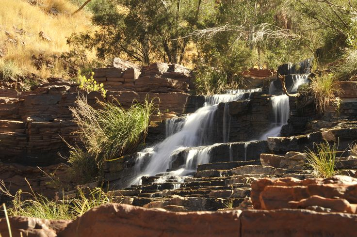 Fortesque Falls in Dales Gorge..... gorgeous!